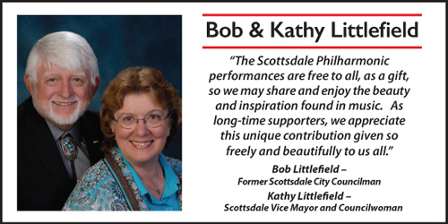 Bob and Kathy Littlefield