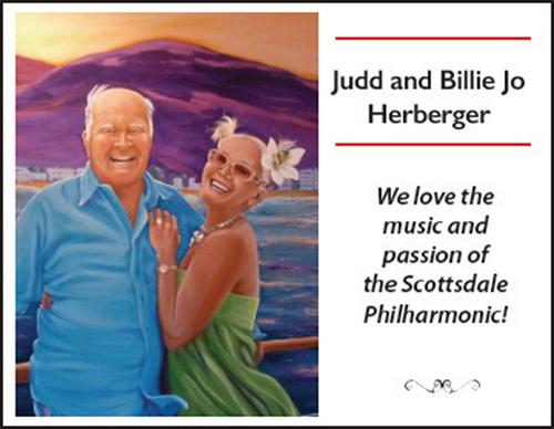 Billie Jo and Judd Herberger