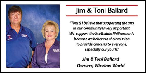 Jim and Toni Ballard