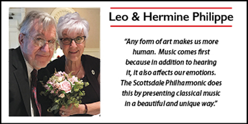 Leo and Hermine Philippe